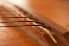 Classic guitar - Bridge