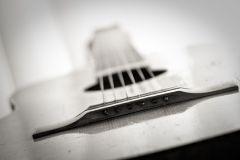 Classic guitar - Gray
